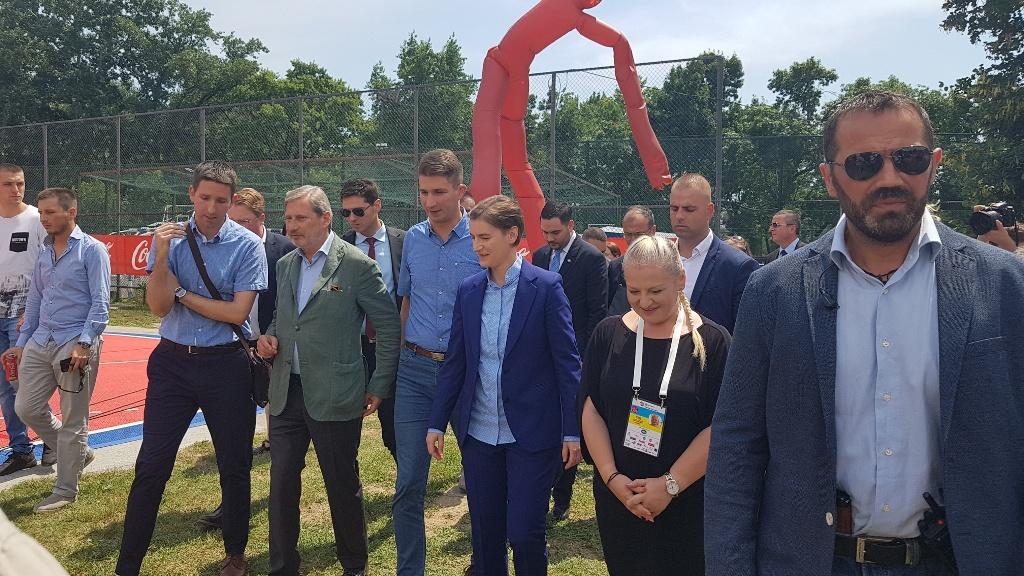 Svecano zatvaranje Dunav osiguranje Sportskih igara mladih Srbije (4)