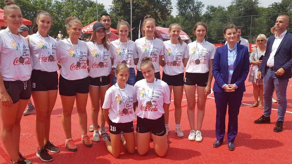 Svecano zatvaranje Dunav osiguranje Sportskih igara mladih Srbije (6)
