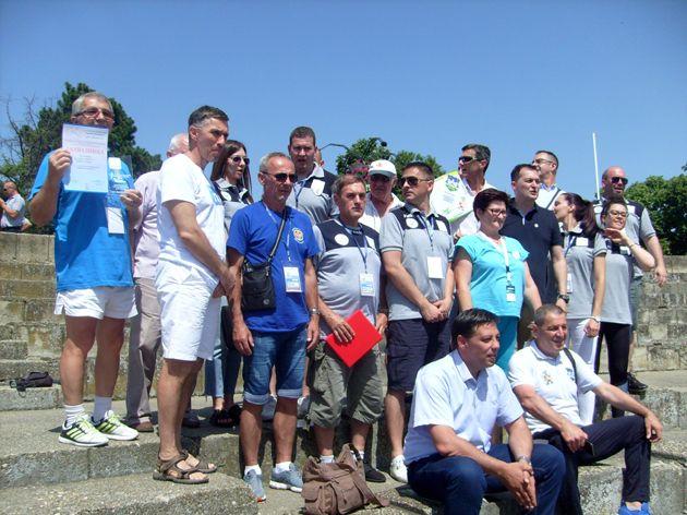 Veliki doprinos organizaciji dali su predstavnici Saveza sport za sve Vojvodine