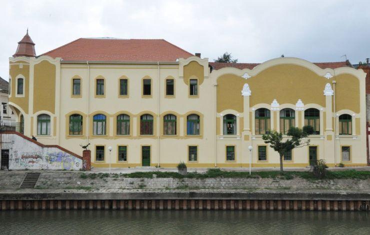 Palata od 1905. bila sastavni deo Velikobečkerečke pivare Lazara Dunđerskog Foto: Dnevnik.rs