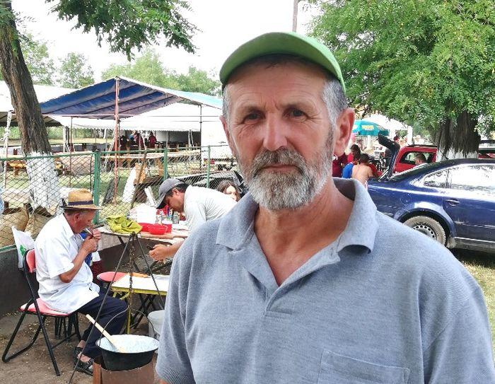 Ilija Vranković iz Sigeta foto: Milorad Mitrović