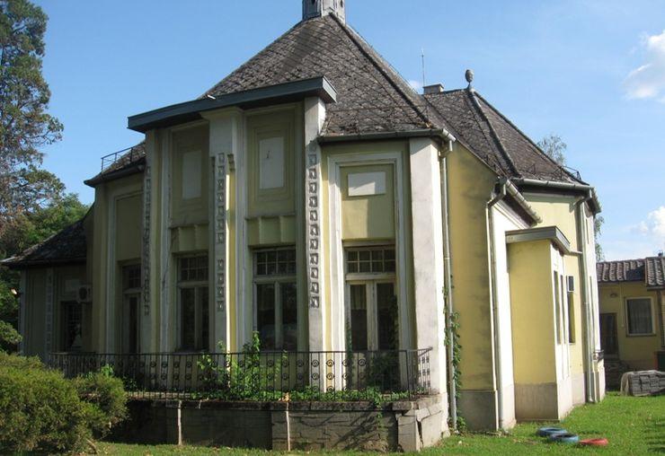 Vila Lindenšmit foto: privatna arhiva