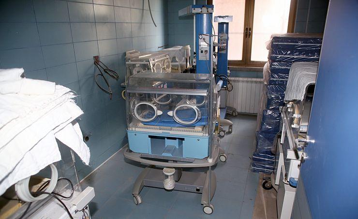 U nezavršenom krilu Betanije u sobama se nalazi i medicinska oprema Foto: Dnevnik.rs