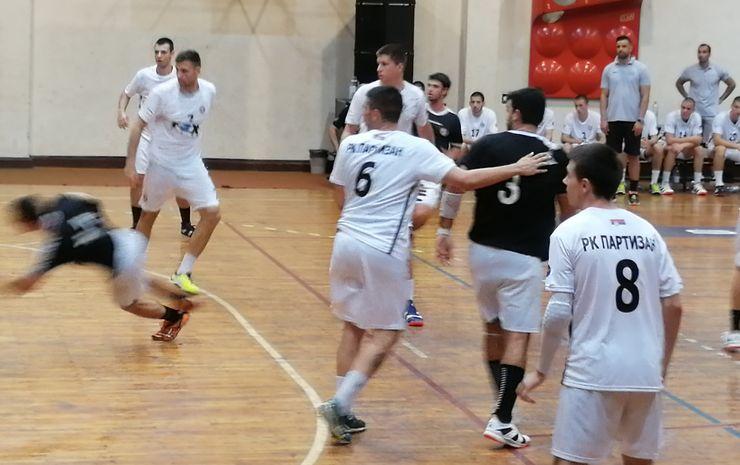 Meč Partizan - Ramat Hašron Foto: M. Mitrović