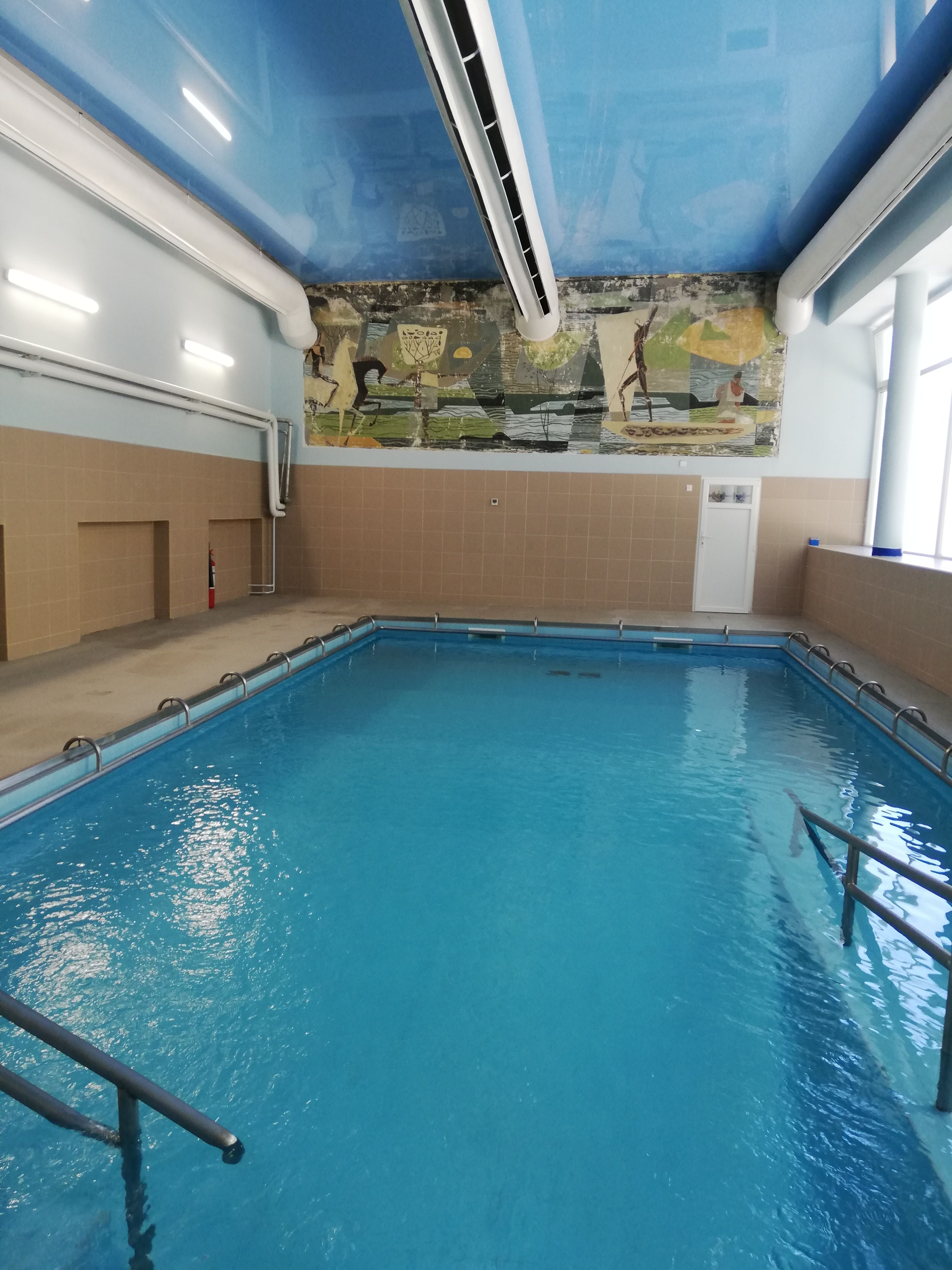 bazen rehabilitacija mural