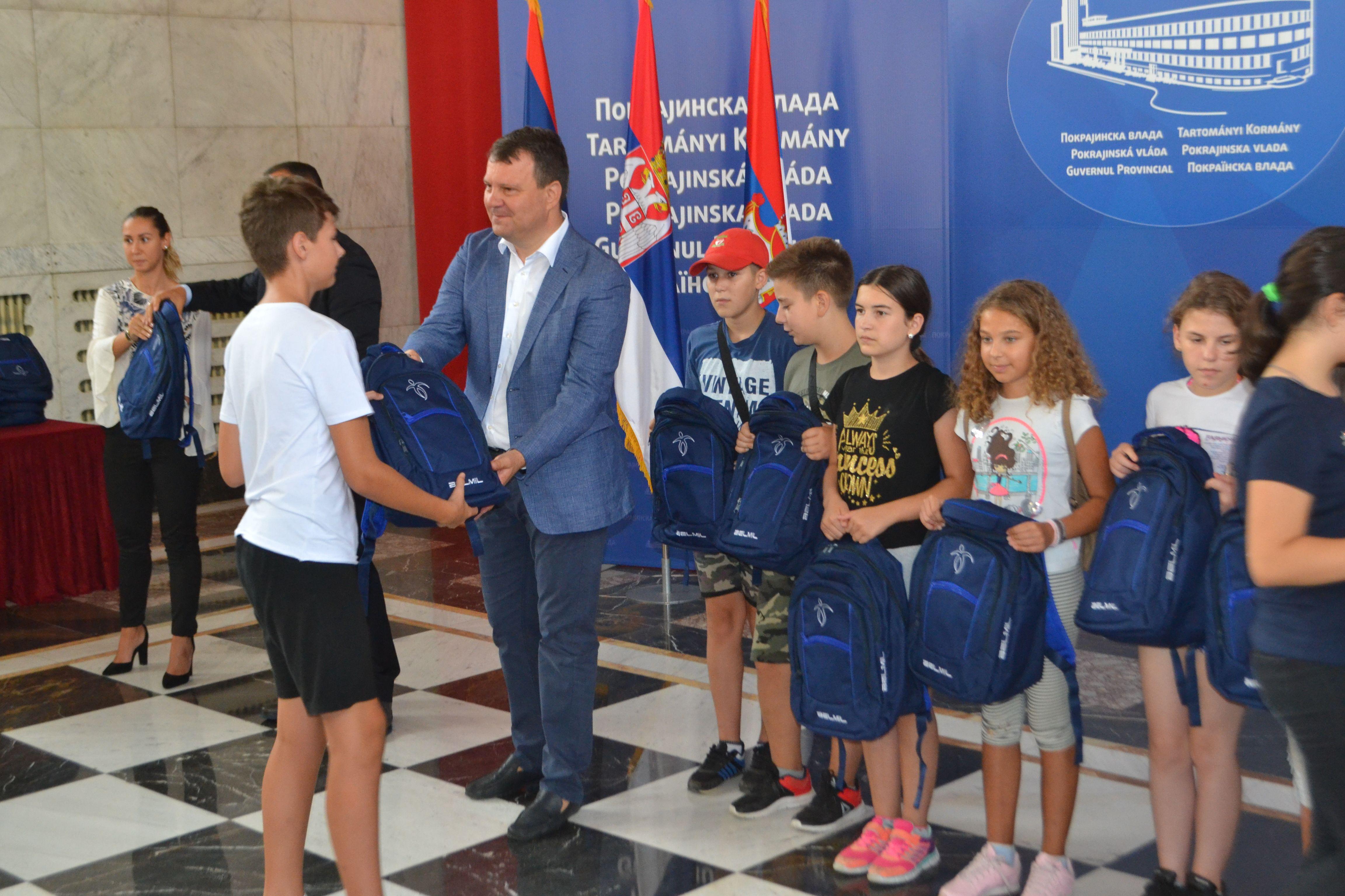 prijem u PIVu dece sa Kosova 6