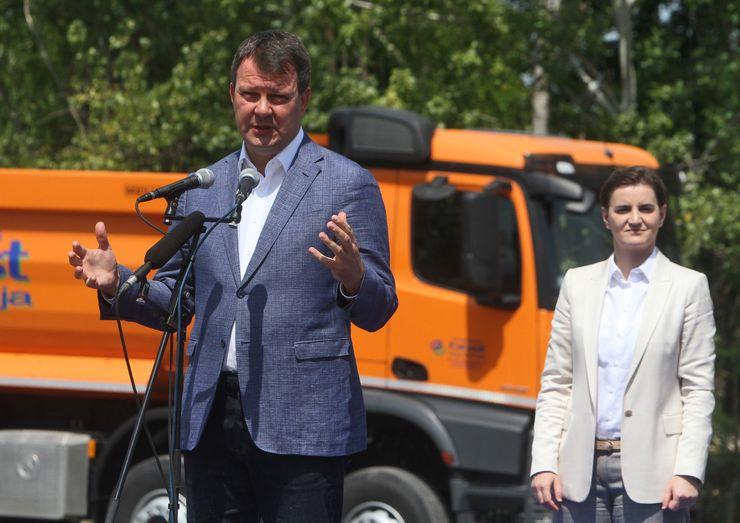 Mirović: Fantastična vest za Srbiju, Vojvodinu i Novi Sad Foto: R. Hadžić
