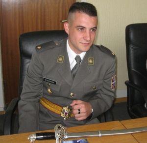 Potporučnik Miloš Basarić Foto: Dnevnik.rs