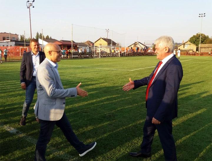 Miloš Vučević i Vojislav Gajić u Boboti/FK Vojvodina