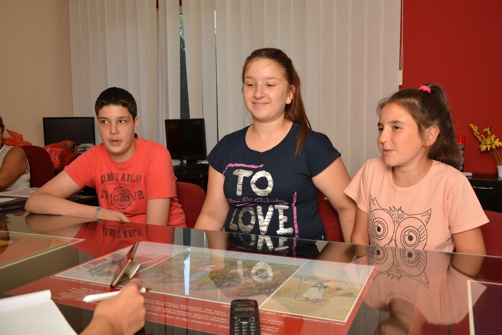 Miodrag Lazar, Milica i Marija