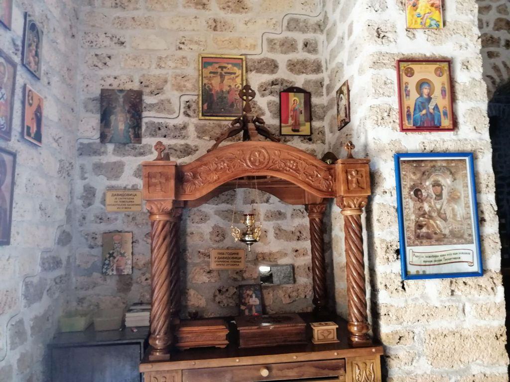 relikvijari manastira