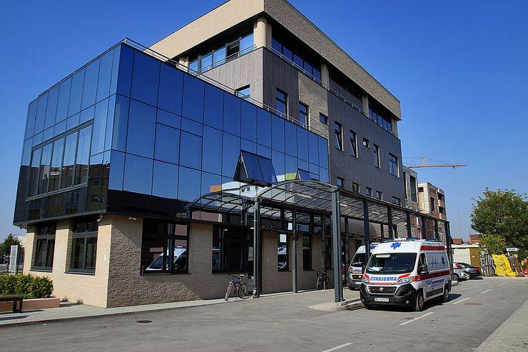 Zavod za hitnu medicinsku pomoć Foto: F. Bakić