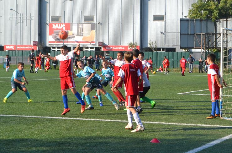 Fudbal igralo više od 300 mališana Foto: S. Šušnjević