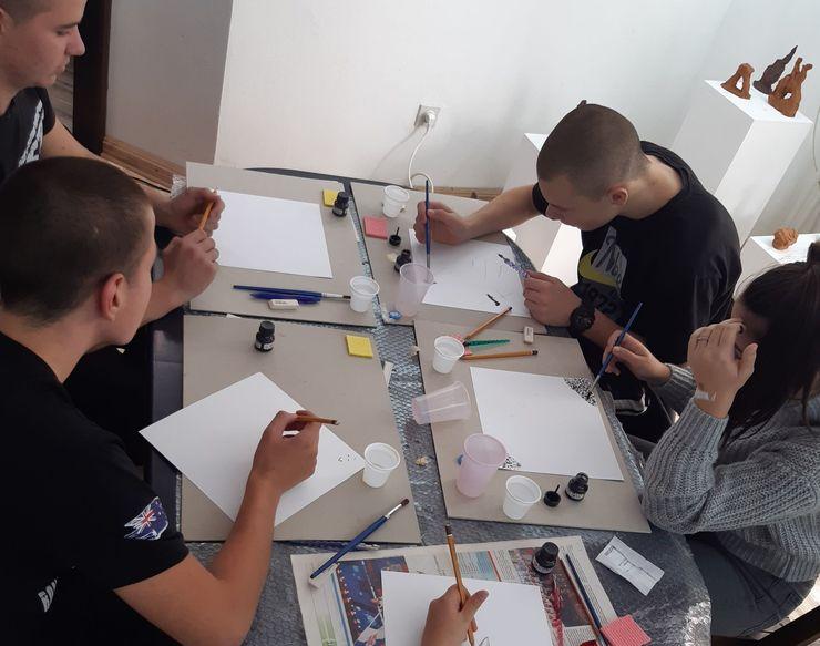 Radionica kreiranja ilustracija za decu foto: Dnevnik.rs