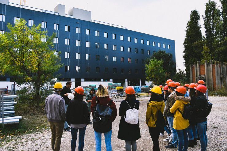 "Organizacija ""Oktobarh"" promoviše arhitekturu u najširem smislu Foto: Jovan Bajić"