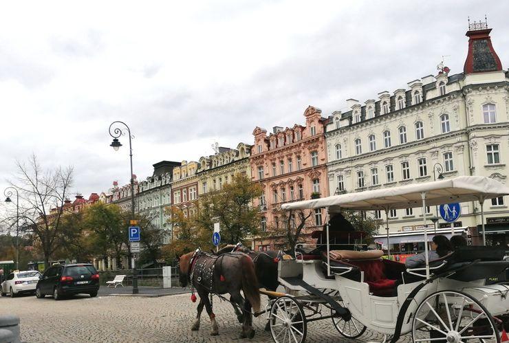 Odzvanja topot kopita konja upregnutih u fijaker Foto: M. Mitrović