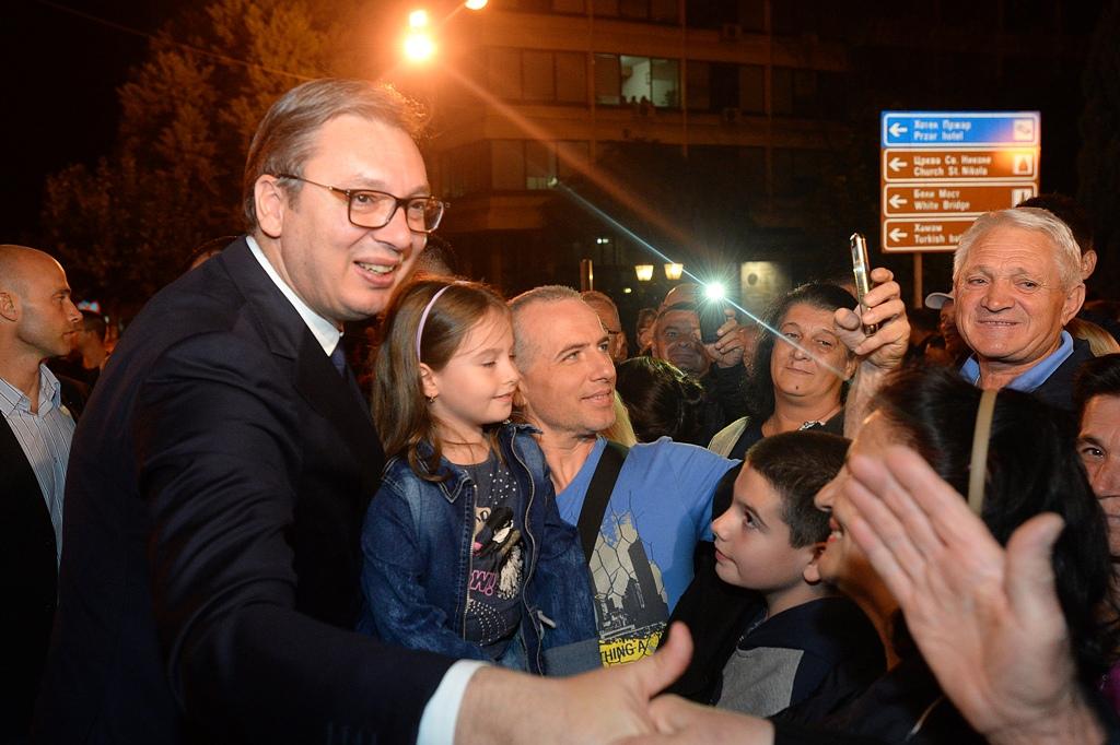 vucic, predsednistvo srbije