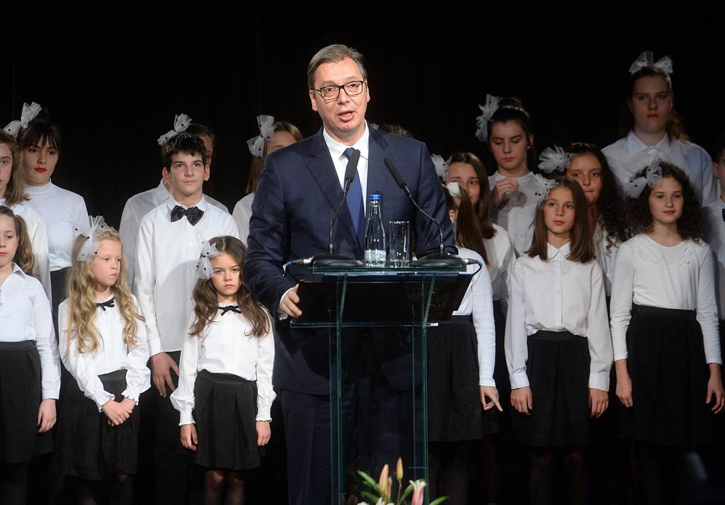 vucic1, predsednistvo srbije
