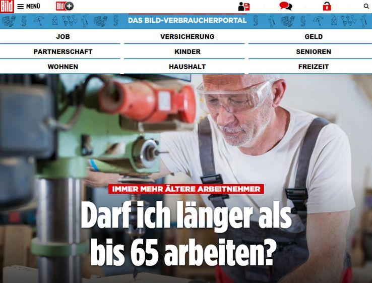 """Prva Marinkova fotka na stoku završila je na naslovnoj strani nemačkog """"Bilda"""" Foto: privatna arhiva"""