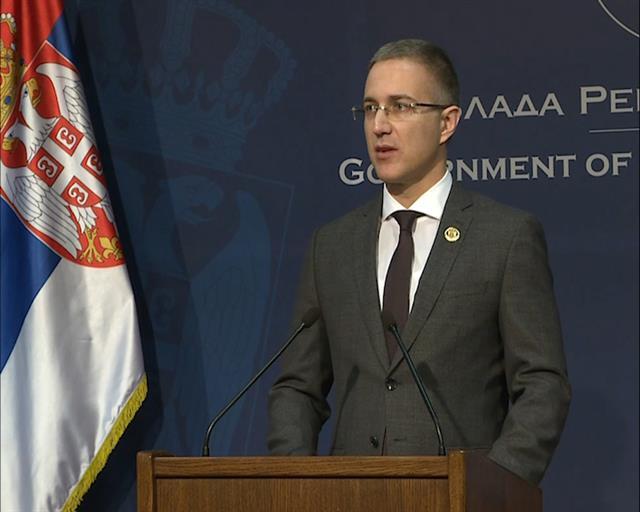 Nebojša Stefanović Foto: Tanjug/video
