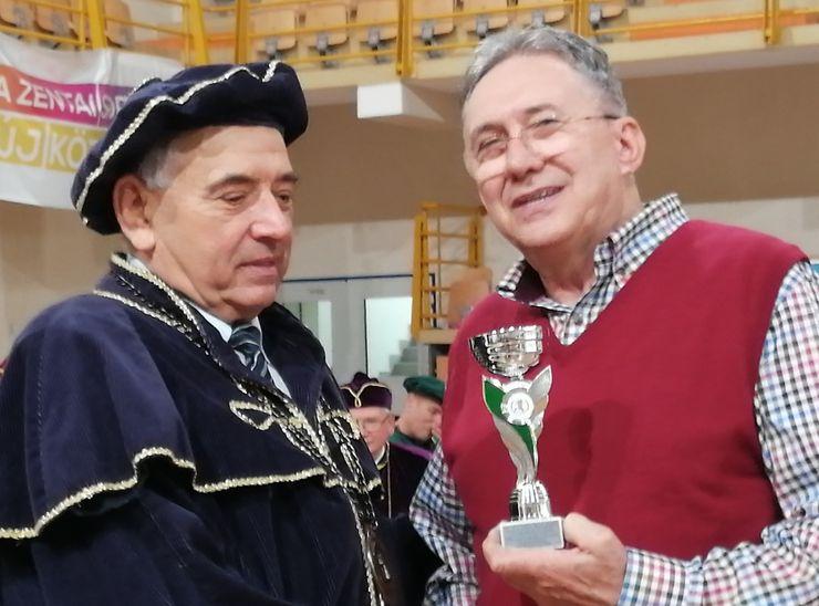 Ferenc Šoti i Joca Botoški Foto: M. Mitrović