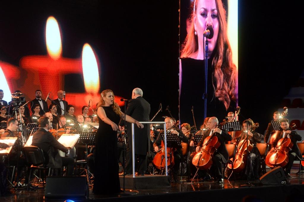 donatorski koncert vucic, predsednistvo srbije