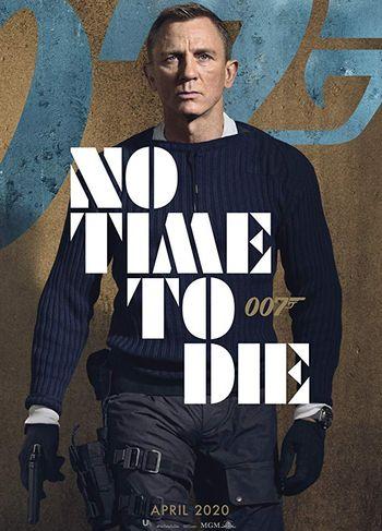 """""""No Time to Die"""" s Danijelom Krejgom Foto: promo"""