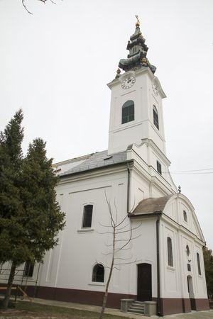 Katedralna crkva svetog Nikole u Ruskom Krsturu Foto: A. Savanović