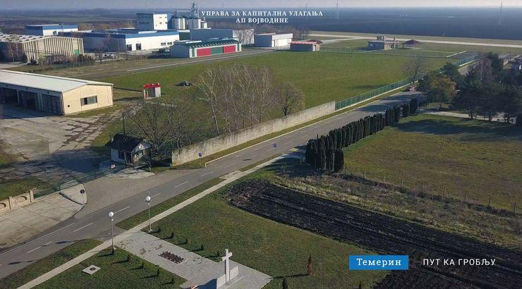 Rekonstrukcije postrojenja za proizvodnju i izgradnju objekata za distribuciju toplotne energije u Temerinu Foto: Uprva za Kapitalna ulaganja