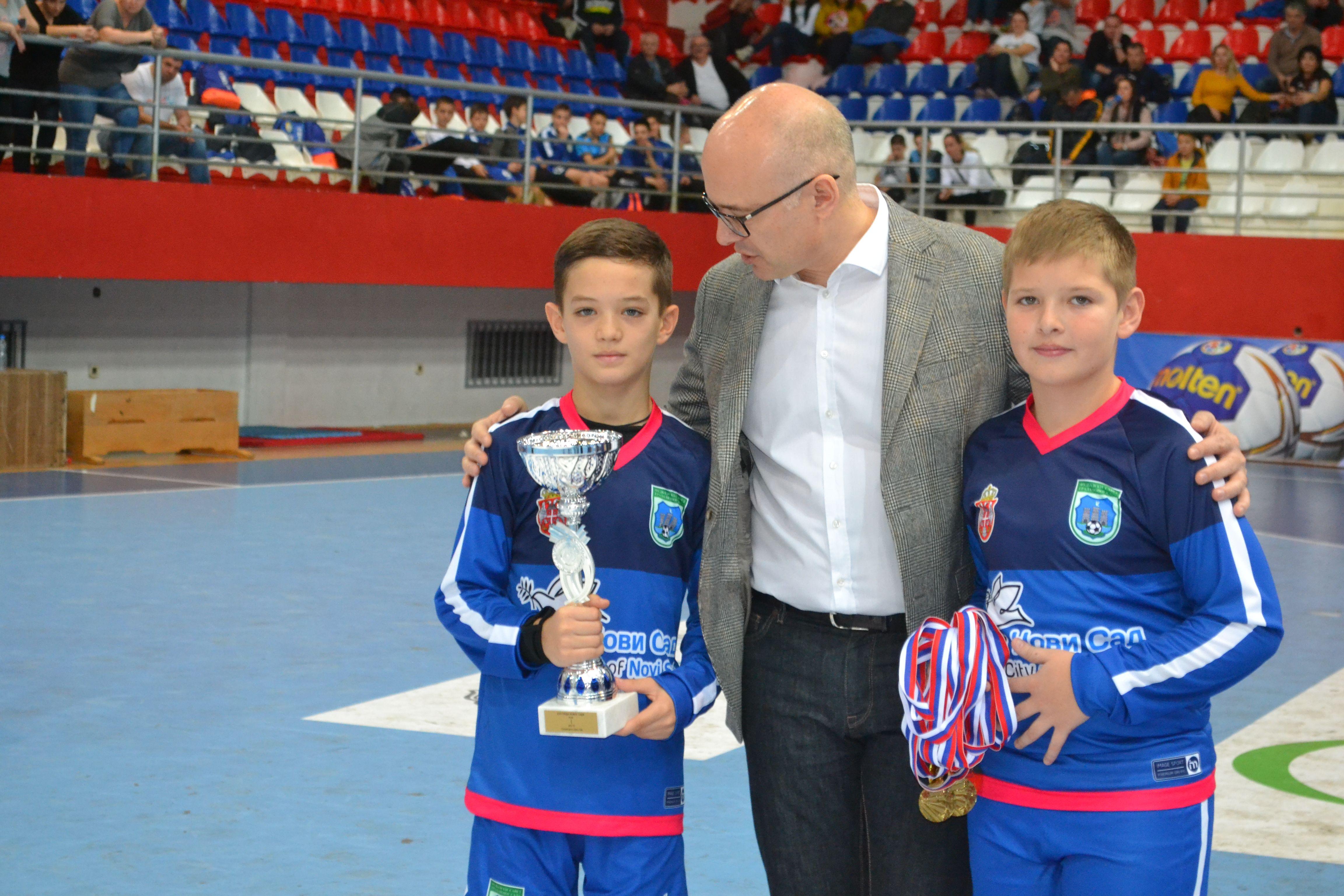 Slana Bara fudbalski turnir 15