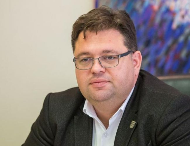 Vladimir Sanader, gradonačelnik Sremske Mitrovice Foto: Dnevnik.rs