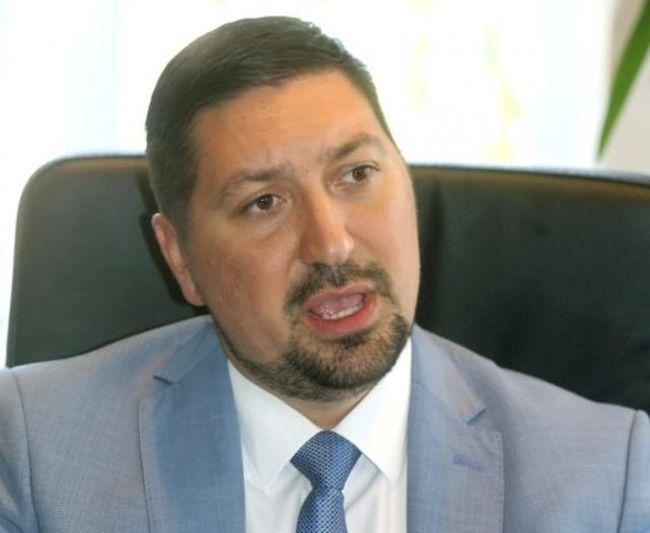 Vladimir Gak, predsednik opštine Inđija  Foto: Dnevnik.rs