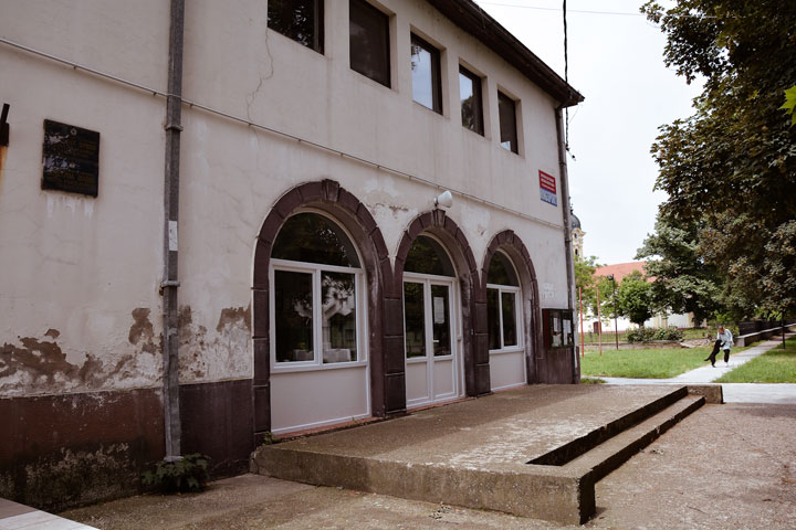 В. Фифа/Сефкерин, Дом културе