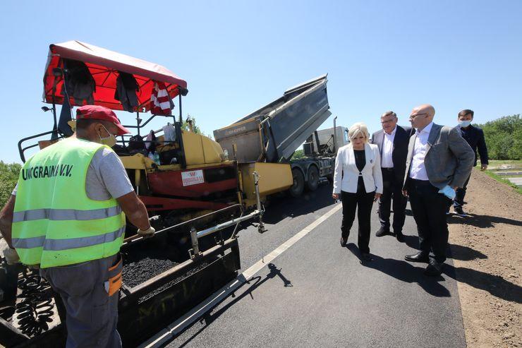 Izgradnja nadvožnjaka preko auto-puta Beograd - Novi Sad Foto: novisad.rs