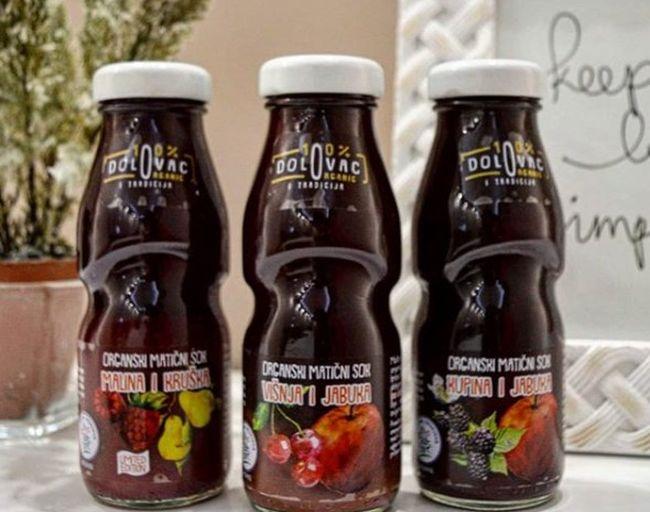 Svaka flašica soka je flašica zdravlja Foto: Privatna arhiva