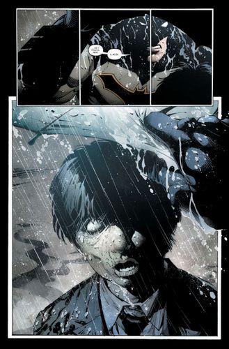 """Iz stripa """"Betmen: Poslednji vitez na Zemlji"""" Skota Snajdera i crtača Gerija Kapula  Foto: privatna arhiva"""