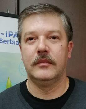 Laslo Lenđel iz Sente Foto: M. Mitrović