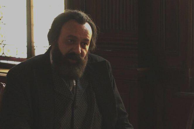 """Ljubormir Bandović kao Svetozar Miletić u filmu """"Ime naroda"""" Foto: privatna arhiva"""