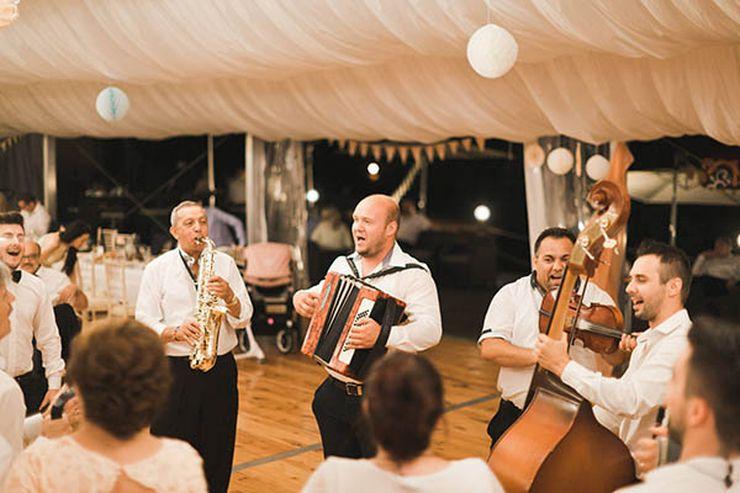 Muzikantima još teže palo otkazivanje svadbi Foto: privatna arhiva
