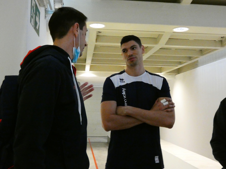 Slobodan Boskan i Marko Podrascanin
