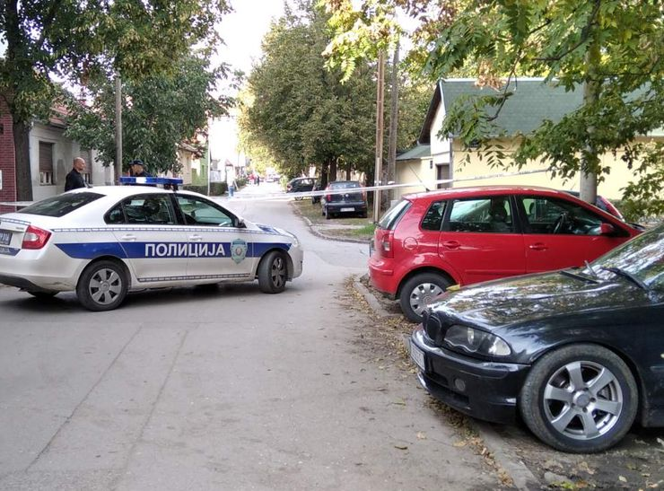 Pucano na policajca na Salajci u Novom Sadu Foto: Dnevnik.rs