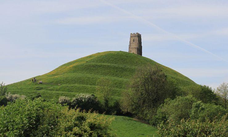 Glastonberi, Engleska: lavirint u tri dimenzije Foto: wikipedia
