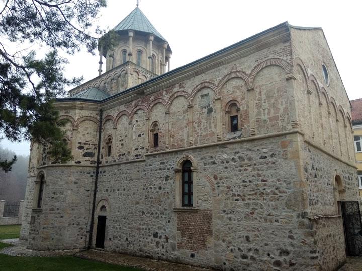 М. Ј. Стојановић/Манастир Ново Хопово