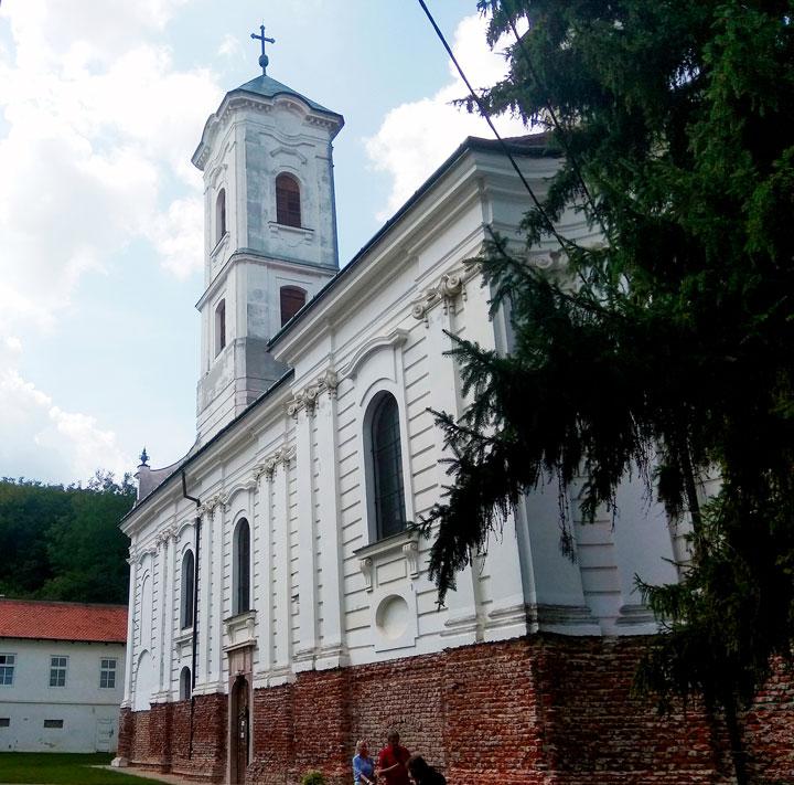 Манастир Раваница у Врднику