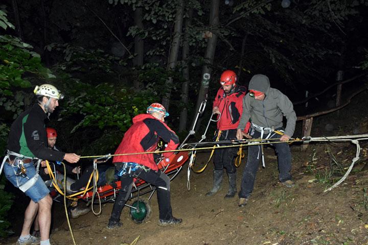 ГСС/Прошле године ГСС на Фрушкој гори интервенисао око петнаестак пута