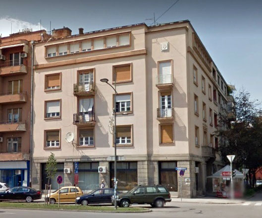Историјски архив града, ЦК НС/Црвени крст данас
