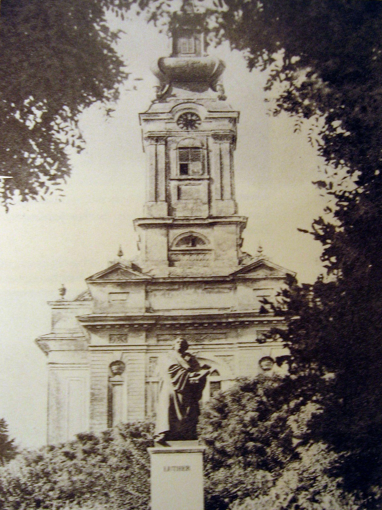 luter-spomenik