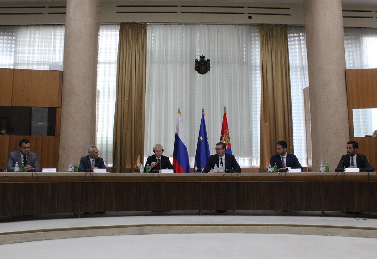 Organizacioni dobor SP u boksu u Palati Srbije2