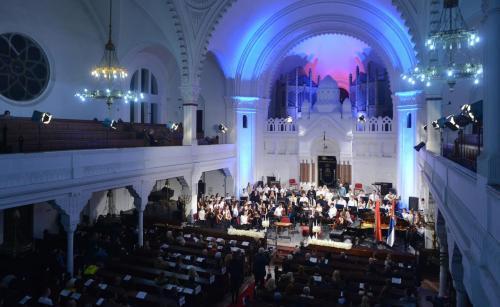 Muzički program u Sinagogi Foto: Dnevnik.rs