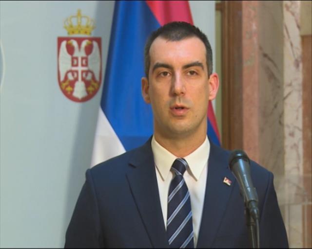 Vladimir Orlić / Tanjug